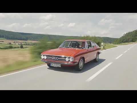 Włoski styl z Bawarii - czyli Audi 100