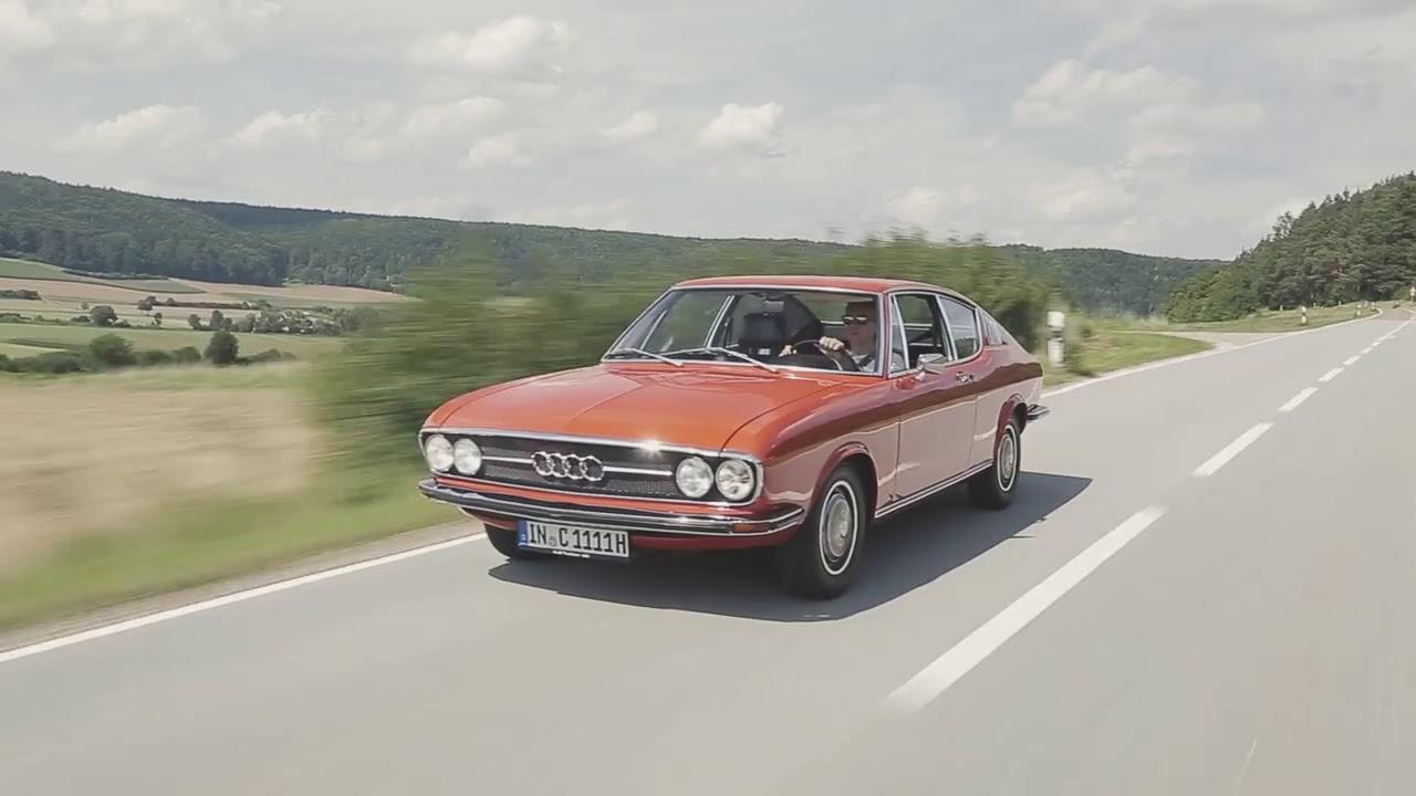 Włoski styl z Bawarii – czyli Audi 100
