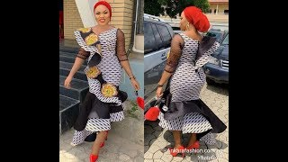 Ankara and Aso Ebi Fashion Styles Pictures 2019: Most Popular African Ankara Collections