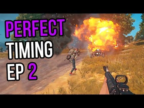 PUBG: Perfect Timing Moments Ep. 2