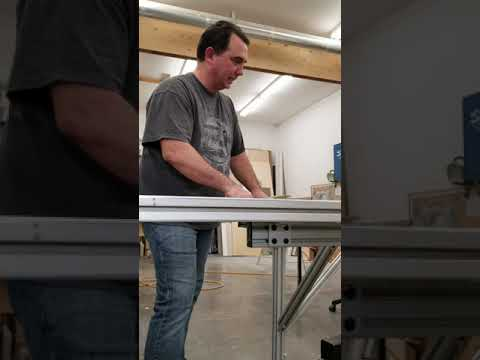 Table-saw Sliding Table Expansion