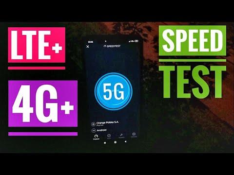 LTE SPEED TEST