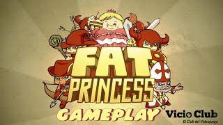 Fat Princess gameplay