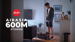 AirAsia | 600M Stories - For Carlos