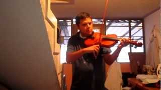 Song of Ocarina - Christian Meza (Violin)