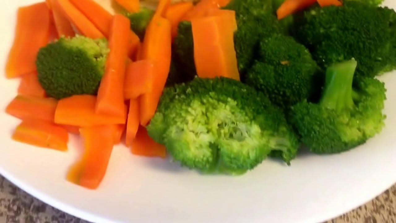 Vegetales al vapor olla vaporera improvisada youtube - Cocinar al vapor con vaporera ...