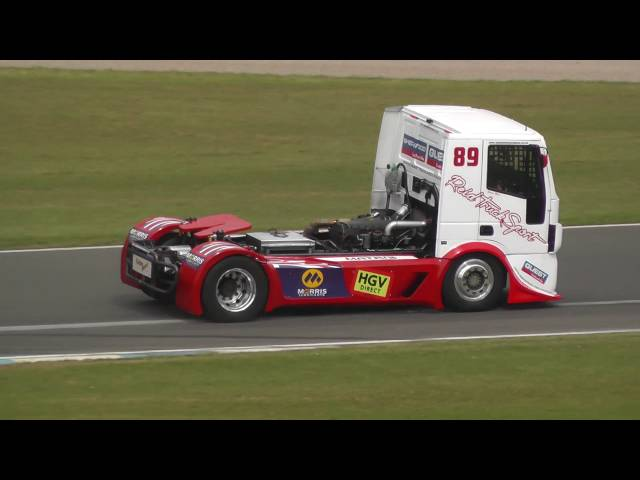 BTRA - Donington Park - 24th July 2016