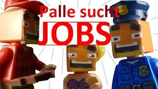 Paluten der Job-Sucher | Paluten Animation