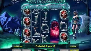 Spirits of the Valkyrie kostenlos spielen - Novomatic / Novoline