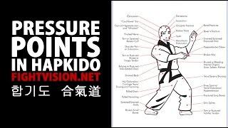 Pressure Points | Hapkido