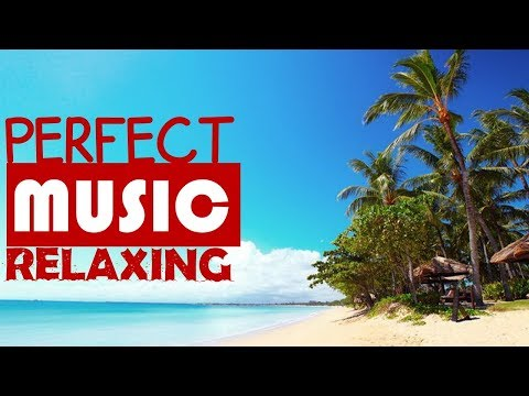 PERFECT MUSIC RELAXING - BALI TRADITIONAL MUSIC - SOUND OCEAN WAVES - BIRD SINGING