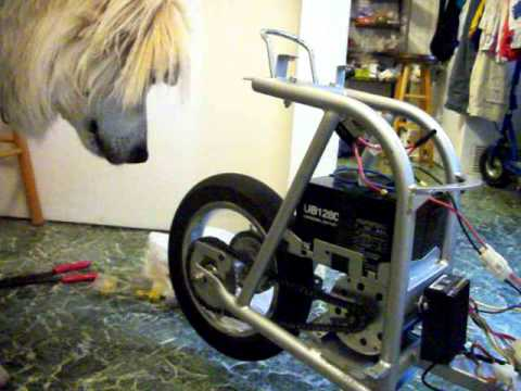 Watt 36v Motor 24stock Controller And No Chain