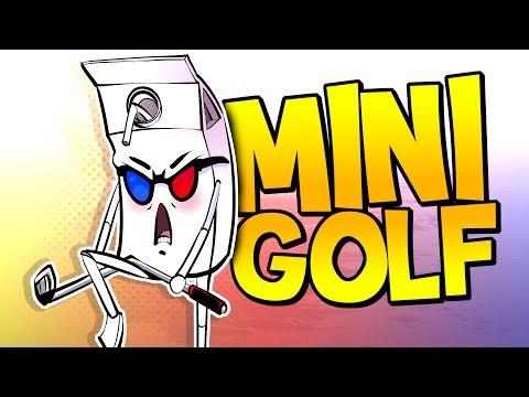 THICCC MINI GOLF! - Golf It (Funny Moments)