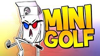 THICCC MINI GOLF! - Golf It (Funny Moments)