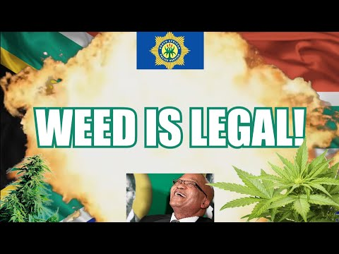 Weed Is Legal in South Africa🤑