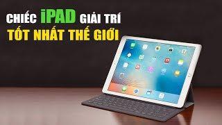 CỰC SỐC: iPad Pro bản 4G, 4 Loa ngoài, thêm bàn phím chỉ 10 triệu