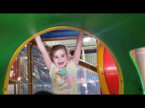 isabella hanging out at amazone indoor playground medina ohio 2018 youtube youtube