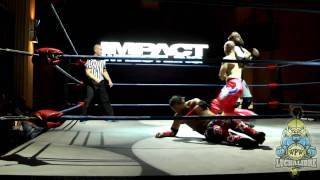 TNA Impact Wrestling using WPW's Ring