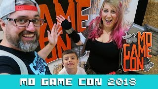 MO Game Con 2018 - Retro Games Haul, Fortnite Cosplay, and more!