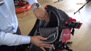 삼각대 수납 가능한 카메라 가방 '맨프로토 트래…