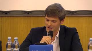 Prezidentské volby 2018 - předvolební debata v Plzni