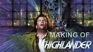 Создание фильма Горец(Highlander - 1986)