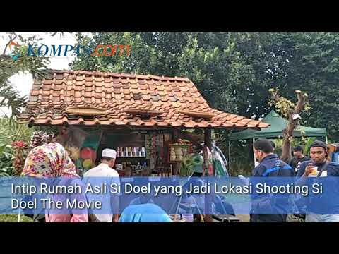 Intip Rumah Asli Si Doel yang Jadi Lokasi Shooting Film Si Doel The Movie