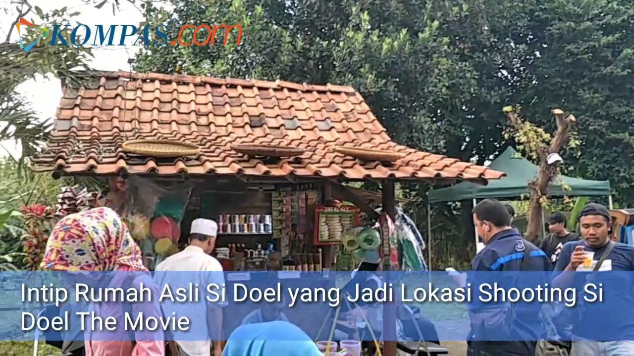 Intip Rumah Asli Si Doel Yang Jadi Lokasi Shooting Film Si Doel The