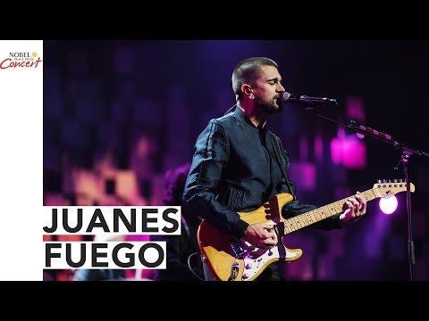 JUANES - Fuego - The 2016 Nobel Peace Prize Concert