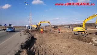 Traficul rutier din Oradea va fi dat peste cap de un val de lucrari fara precedent