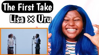 Download LiSA×Uru - 再会 Saikai (produced by Ayase) / THE FIRST TAKE || First Time Reaction