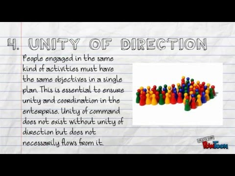 Fayol s principles of management - YouTube