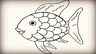 Drawing Fish for Kids