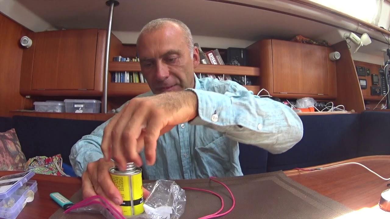 Секреты электрика. Жидкая изолента. Liquid Electrical Tape