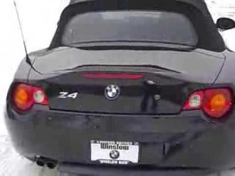 2873a '04 BMW Z4 3 0i