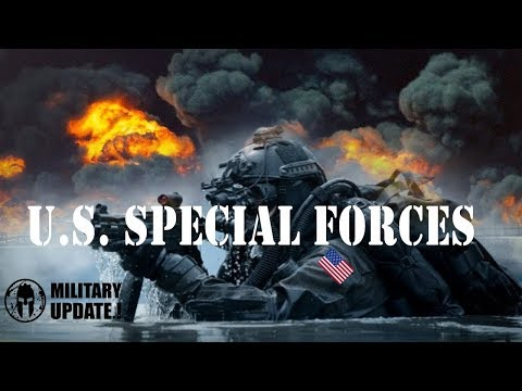 U.S. SPECIAL FORCES | Navy Seal / Rangers / Green Barets / Delta Force
