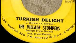 Turkish Delight - - - Instrumental - - -  The Village Stompers