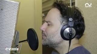 أغاني أغاني تواكب سليم عساف في كواليس تسجيل