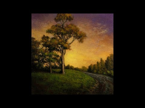 Road to Twilight 12×12 Tonalist Landscape Oil Painting Demonstration