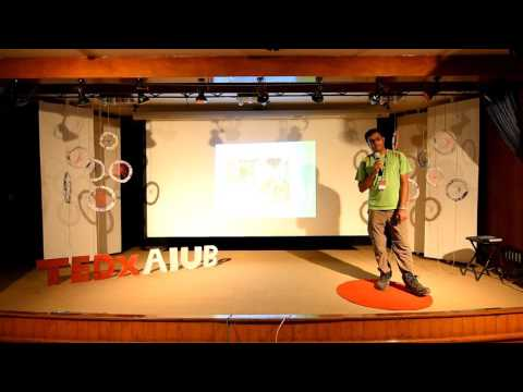 Backpacking Made Mainstream | Fazlay Rabby | TEDxAIUB