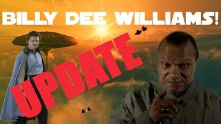 LANDO CALRISSIAN UPDATE! (These Are The Actors You