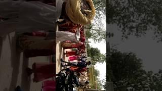 Desi dj dance women with old men