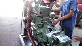 Pente na Turbina - Mercedez 352a