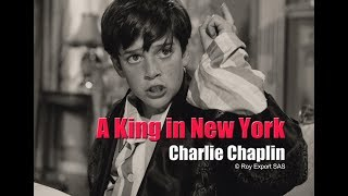 Chaplin Today: A King in New York - Full Documentary with Jim Jarmusch