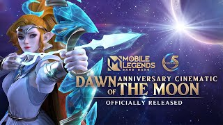 DAWN OF THE MOON | MLBB 5th Anniversary Cinematic | Mobile Legends: Bang Bang