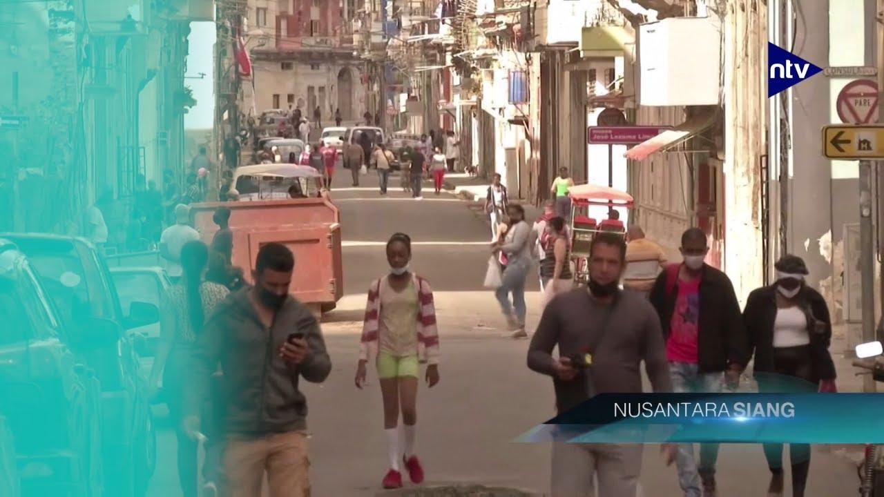 Warga Kuba Bergulat dengan Kenaikan Harga di Awal Tahun