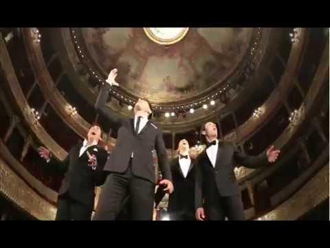A Musical Affair IL DIVO versión Francesa2014 PB  ROU