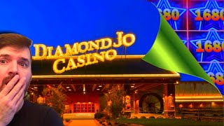 I MADE IT TO THE TOP OF THE BONUS! Diamond Slot WINS W/ SDGuy1234