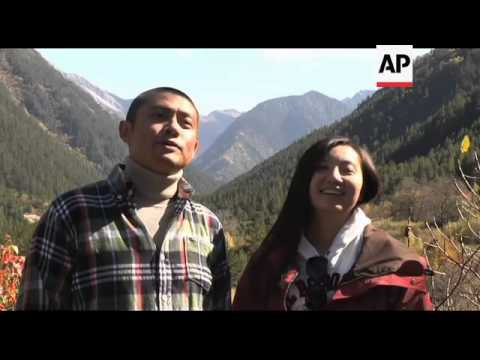 On the eco tourist trail in Tibet