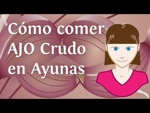 Cómo comer ajo crudo en ayunas: Beneficios curativos del consumo de ajo